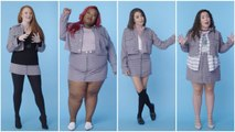 Women Sizes 0 to 28 on the Affirmations They Would Give Themselves