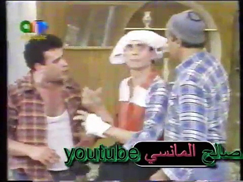 مسرحية المهزور ـــ محمد صبحي ينهي المشهد وسط الجمهور