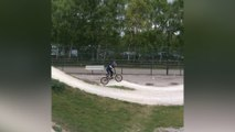 Übung macht den Fahrrad-Profi