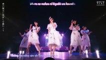 [97sT][Vietsub+Kara] Miyawaki Sakura - Kimi wa Melody   宮脇咲良 - 君はメロディー (HKT48 Spring Tour 2017)