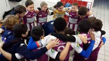 U13 - Equipe 2 - Victoire contre St Martin Le Beau 7-4