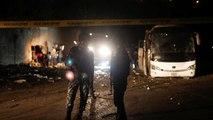 Φονική έκρηξη σε τουριστικό λεωφορείο στην Αίγυπτο