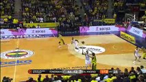 Fenerbahce Beko Istanbul - Real Madrid Highlights | Turkish Airlines EuroLeague RS Round 15