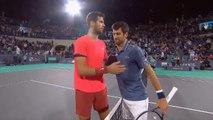 Djokovic reaches Mubadala final after Khachanov win