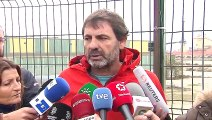 El Open Arms llega a Cádiz con todos los migrantes en buen estado