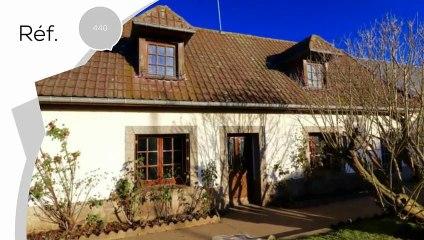 A vendre - Maison/villa - Veules les roses (76980) - 5 pièces - 105m²