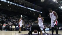 Troy Williams (18 points) Highlights vs. Agua Caliente Clippers