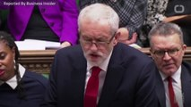 Jeremy Corbyn Wants Theresa May To End Christmas Break Early For Brexit Vote