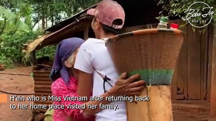 Miss Vietnam From The Miss Universe 2018 Homecoming Video Touches Everyone To The Heart