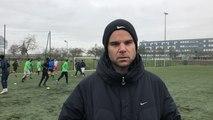 Yannick Blanchard, manager GSI Pontivy