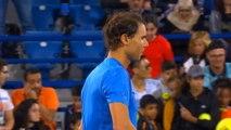 Abu Dhabi - Nadal, un petit match et puis s'en va