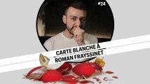 Roman Frayssinet a les boules (de Noël)