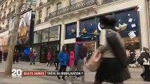 EN DIRECT - Gilets Jaunes - Des heurts entre manifestants et forces de l'ordre ont éclaté dans le XVe à Paris, non loin des studios de BFM-TV peu avant 14h
