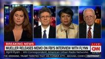 Erin Burnett's panel speaks on Mueller releases memo on FBI's interview with Flynn. @ErinBurnett #Breaking #MuellerProbe #Mueller #News #CNN #ErinBurnett #AprilRyan