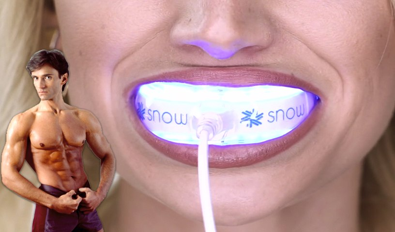 BEST TEETH WHITENING KIT   Fit Now with Basedow #162