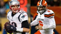 Comparing Tom Brady's 2018 season to Baker Mayfield's