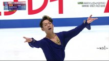 Daisuke TAKAHASHI - SP - 2018 Japanese Nationals - 高橋大輔 - 全日本選手権