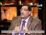 قناة التحرير برنامج فى الميدان مع رانيا بدوي حلقة 12 فبراير 2012 وتغطية لليوم التالى للاضراب ولقاء مع د