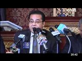 فيديو عمرو موسي يبدأ مبادرة لحزب غد الثورة بعد تراجع الوفد عن دعمه