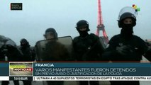 Francia: 7a. Semana de protestas de Chalecos Amarillos