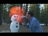 SNOWMEN HUNTERS Ep 33: FLAMETHROWER!