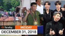 Duterte 'confesses' he molested their maid as a teen   Midday wRap