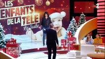 """Laurie Cholewa émue de se retrouver face à Laurent Ruquier dans """"Les enfants de la télé"""" - Regardez"""