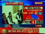 Triple Talaq Bill: Rajya Sabha adjourned till 2 PM