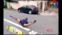 Funny Hover Board Fail Compilation 2019 - Funniest Hover board fails