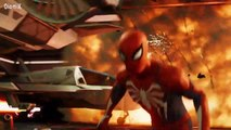 Marvel's Spider-Man_ Silver Lining – Silver Sable New Suits Trailer