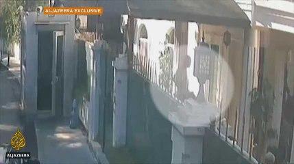 Des images montrant le corps de Khashoggi transporté dans des sacs diffusées à la télévision turque