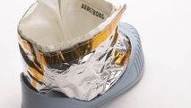 Le prototype de la botte lunaire de Neil Armstrong vendu 49.000 dollars aux enchères!