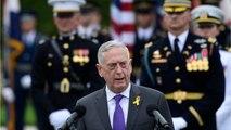 Mattis Tells The Troops To Keep The Faith