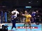 Masa Chono/Hiroyoshi Tenzan vs Hiroshi Hase/Kensuke Sasaki (New Japan March 11th, 1995)