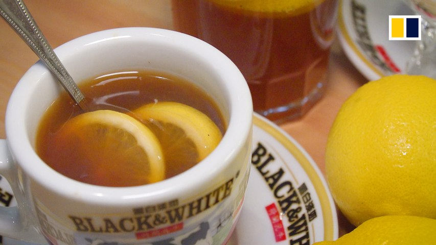 Hong Kong's lemon tea making waves on the mainland