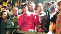 Kanye West Blasts Drake For Following Kim Kardashian On Instagram