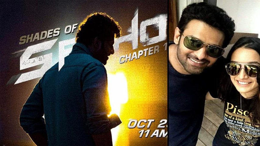Saaho Updates:Saho Movie Has A New Twist In Its Story