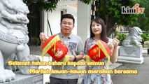 Chinese Ambassador records New Year wishes in Bahasa Malaysia