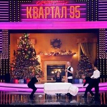 Новогоднее обращение Владимира Зеленского (1+1, 31.12.18)