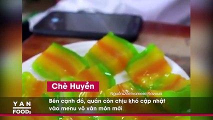 Tìm về những quán chè lâu đời ở Hà Nội, thưởng thức một ly ngọt ngào chứa đầy hoài niệm của tuổi thơ