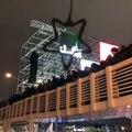 Moscou: un pont plein s'écroule dans le parc Gorki lors du du réveillon