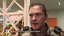 Nouvel An : aux côtés des militaires français
