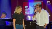 Louane & Patrick Bruel - Un Homme Heureux - Le Grand Studio RTL