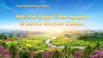 Lagu Rohani Kristen Terbaru   Iblis Tak Dapat Ubah Apapun di Bawah Otoritas Tuhan