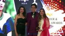 Mugdha Godse,Aman Verma & Ananyasen Gupta At FNX India Lifestyle & Glamour Awards