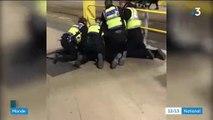 """En direct - Manchester : L'attaque au couteau qui a blessé trois personnes dont un policier hier soir fait l'objet d'une """"enquête terroriste"""" indique la police"""