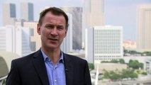 Jeremy Hunt: UK can learn from Singapore economy post-Brexit