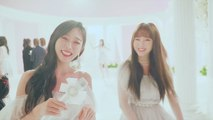 [Pops in Seoul] Presenting warmth for the winter! Lovelyz(러블리즈)'s 'Lost N Found(찾아가세요)' _ MV Shooting Sketch