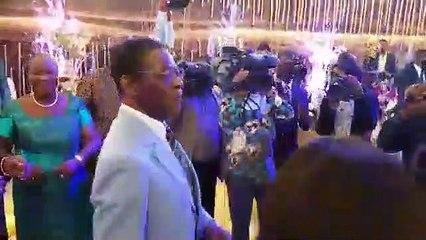Yaya Jammeh devient danseur à Malabo