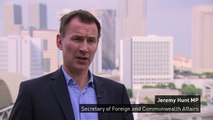Hunt: Need compassion repatriating forced marriage victims